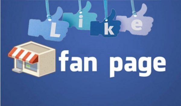 Cách tạo Fanpage bán hàng